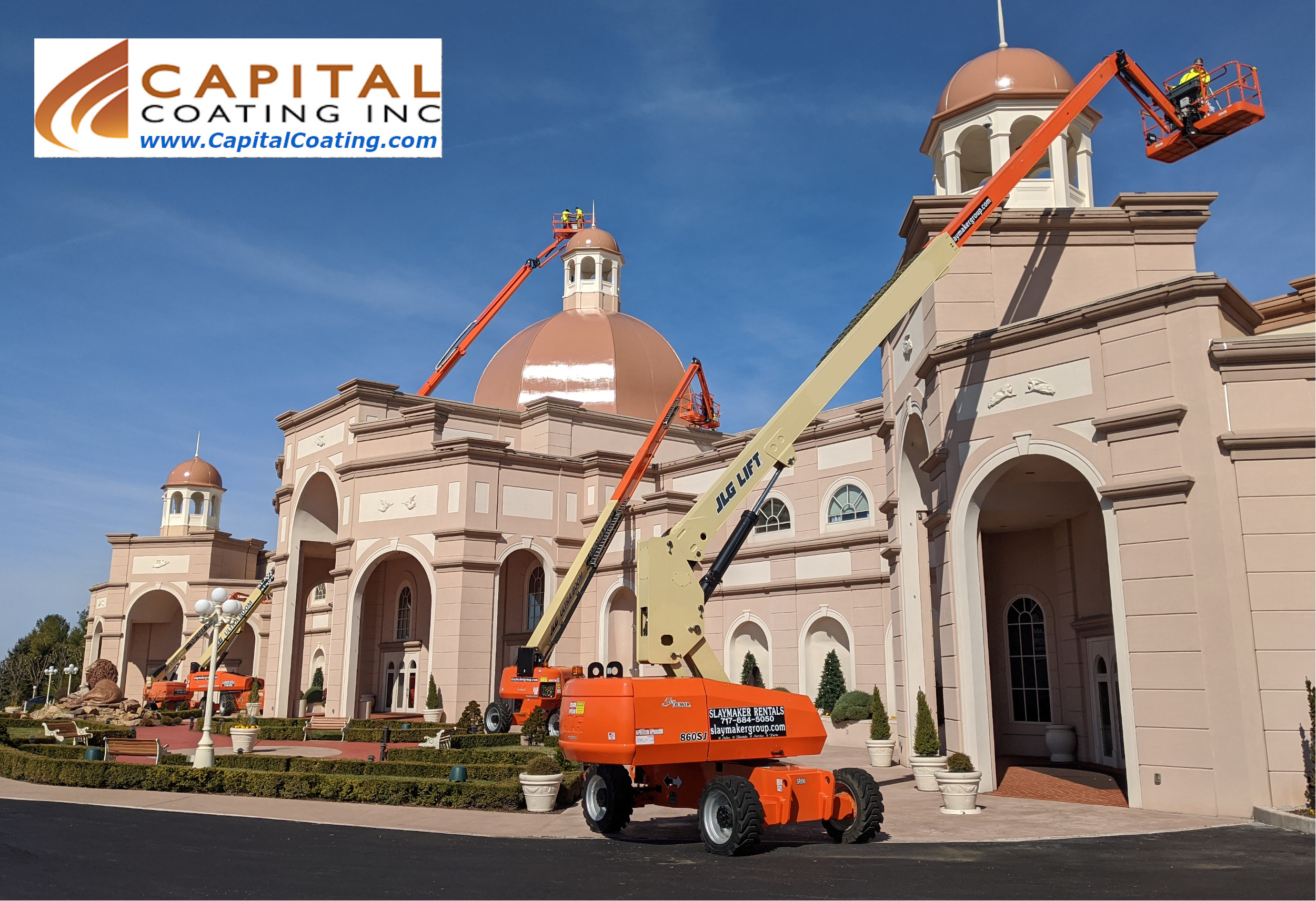 commercial painting contractors pennsylvania