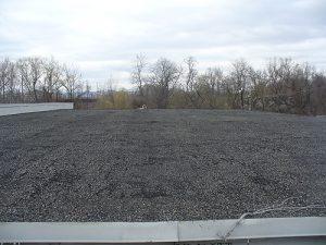 Industrial rooftop