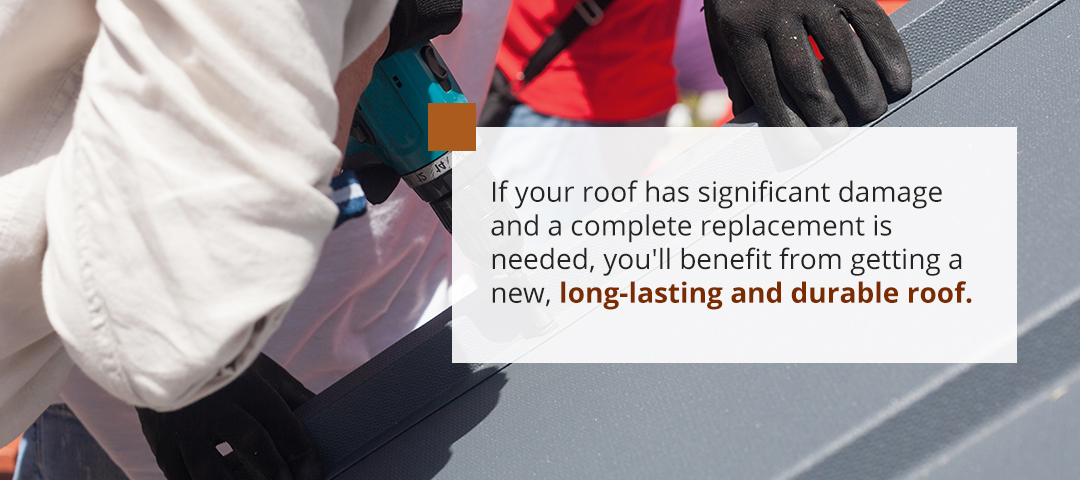 Pros of Replacing Metal Roofing for Commercial Building