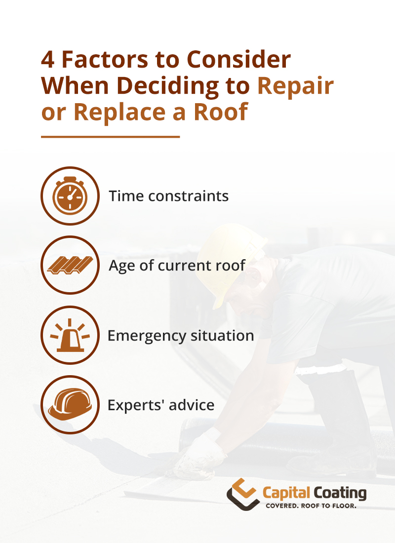 4 Factors to Consider When Choosing Between Roof Replacement vs Repair